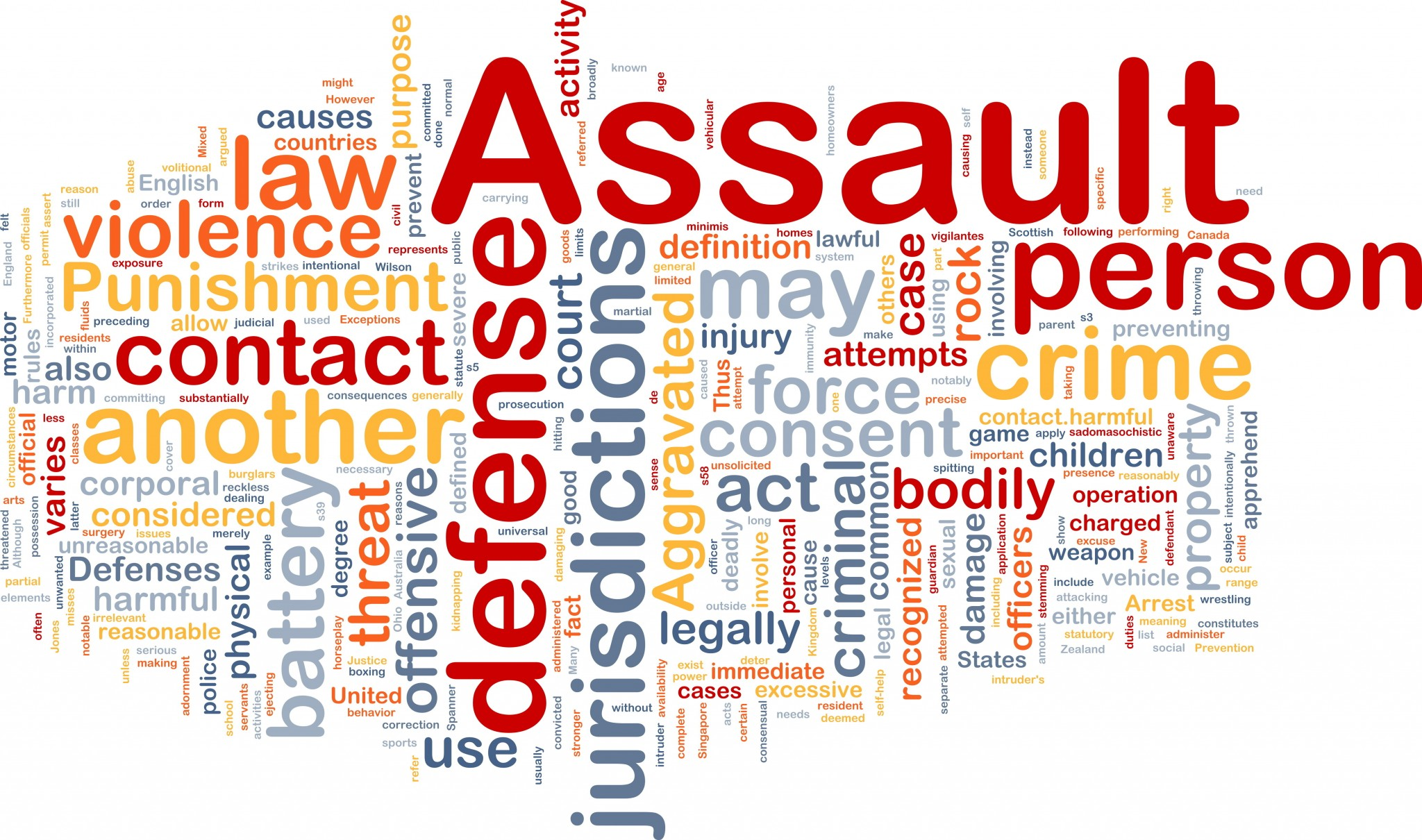 assault and battery attorney in orange ca
