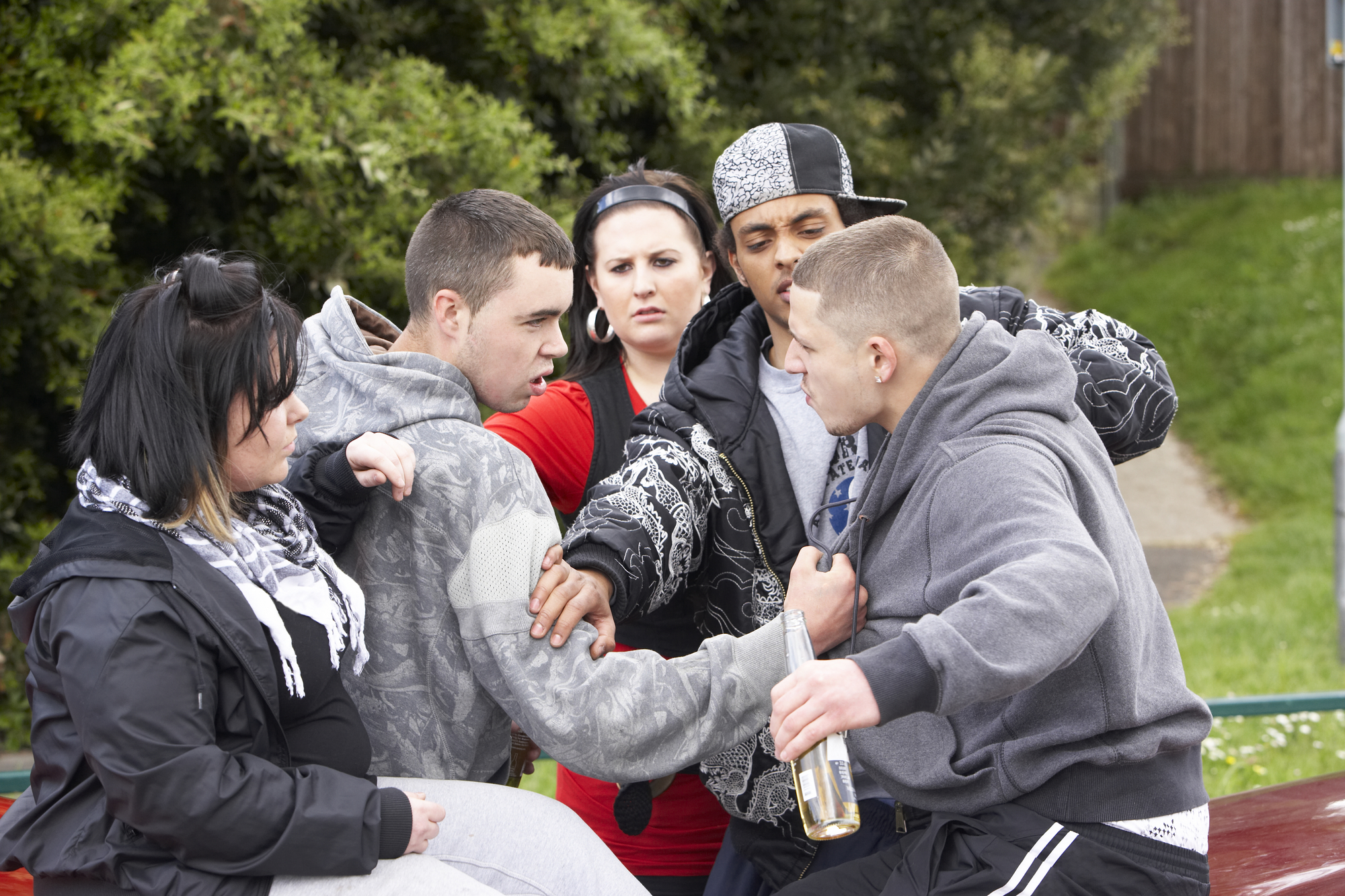 assault and battery charges in orange california