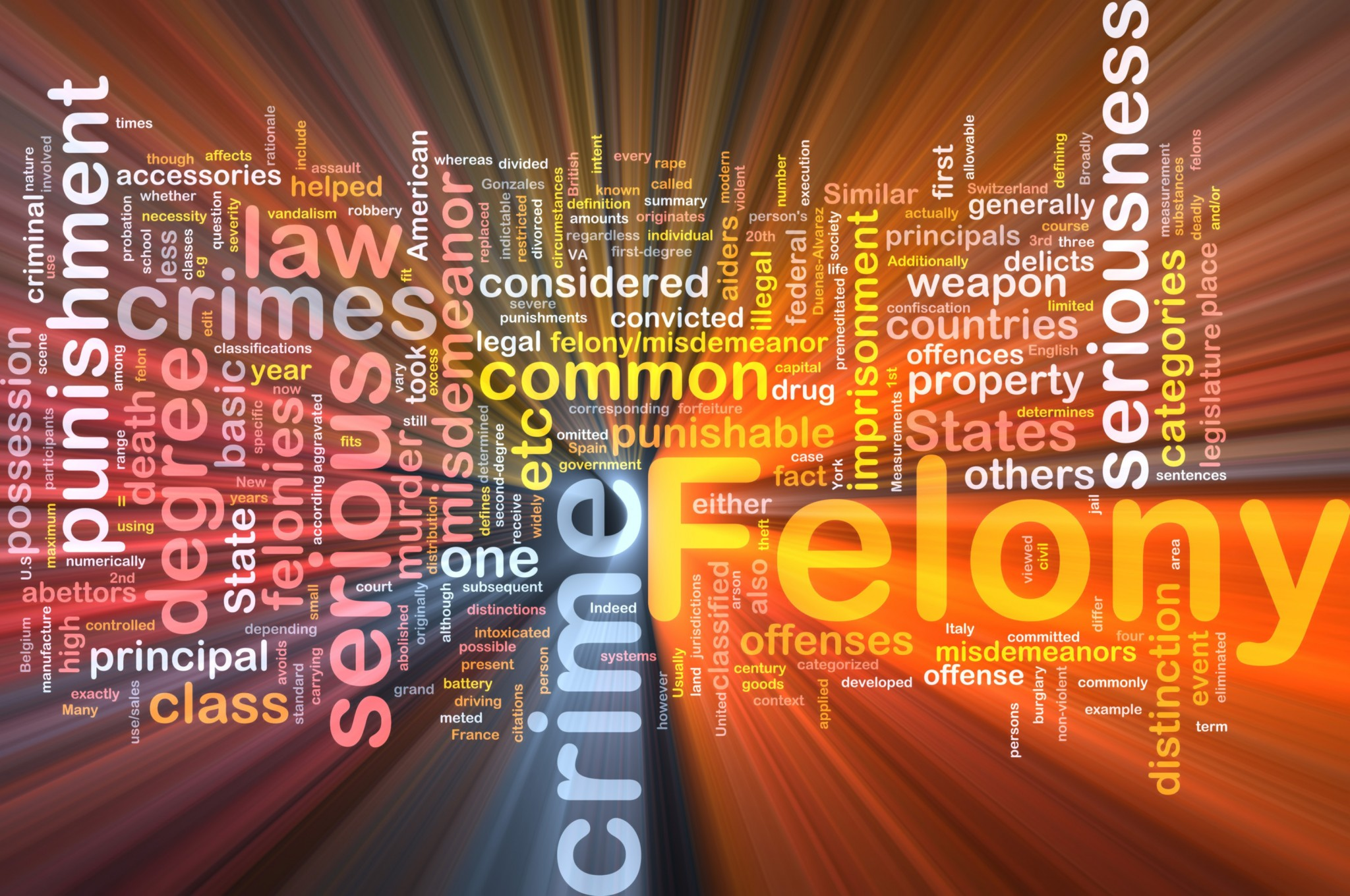 felony misdemeanor attorney california
